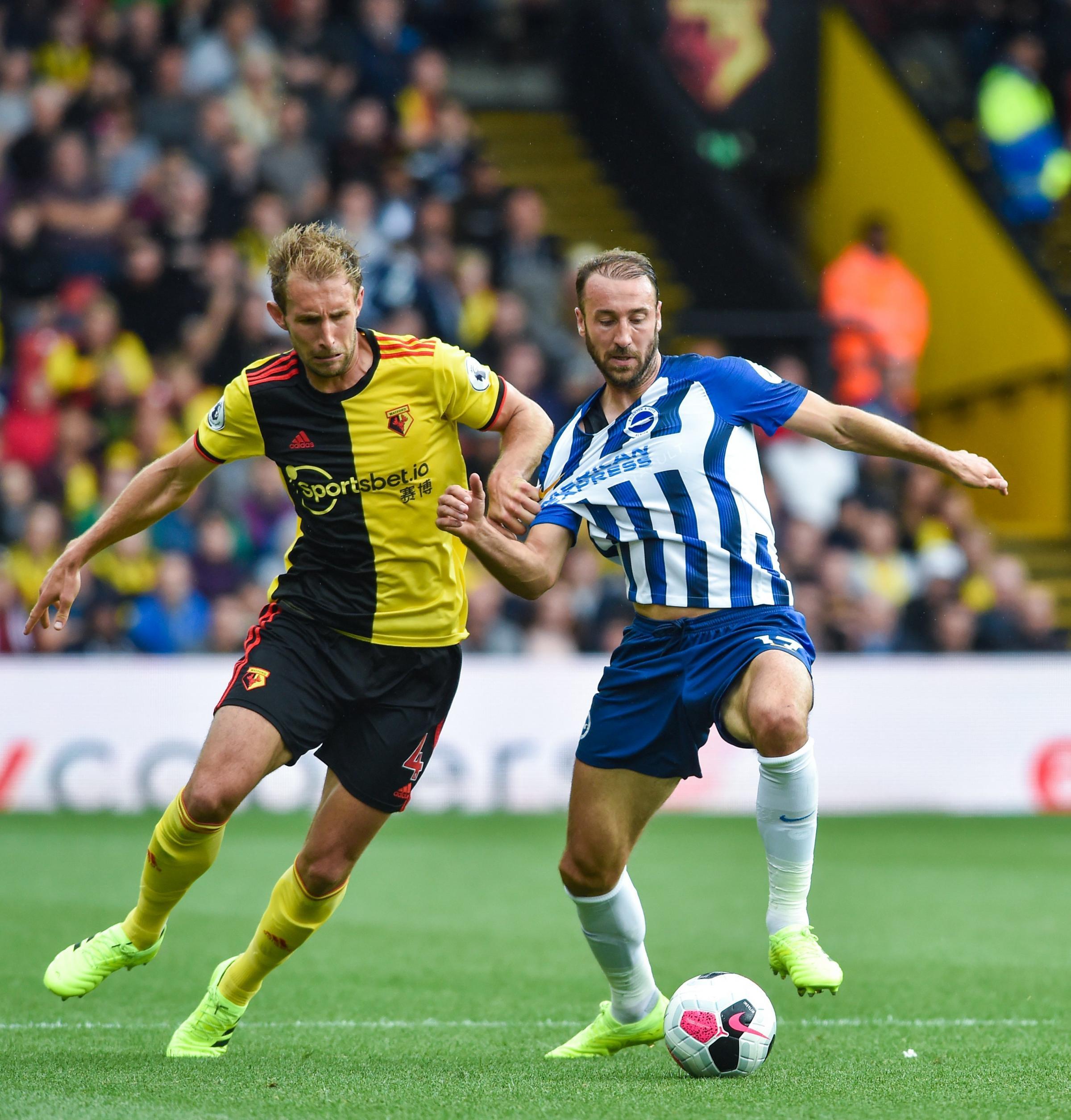 Flashback: Lift-off for Graham Potter after Watford victory