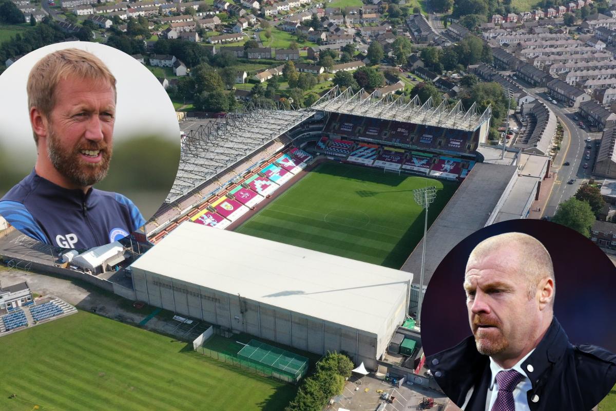 Updates as Graham Potter speaks ahead of Burnley v Brighton