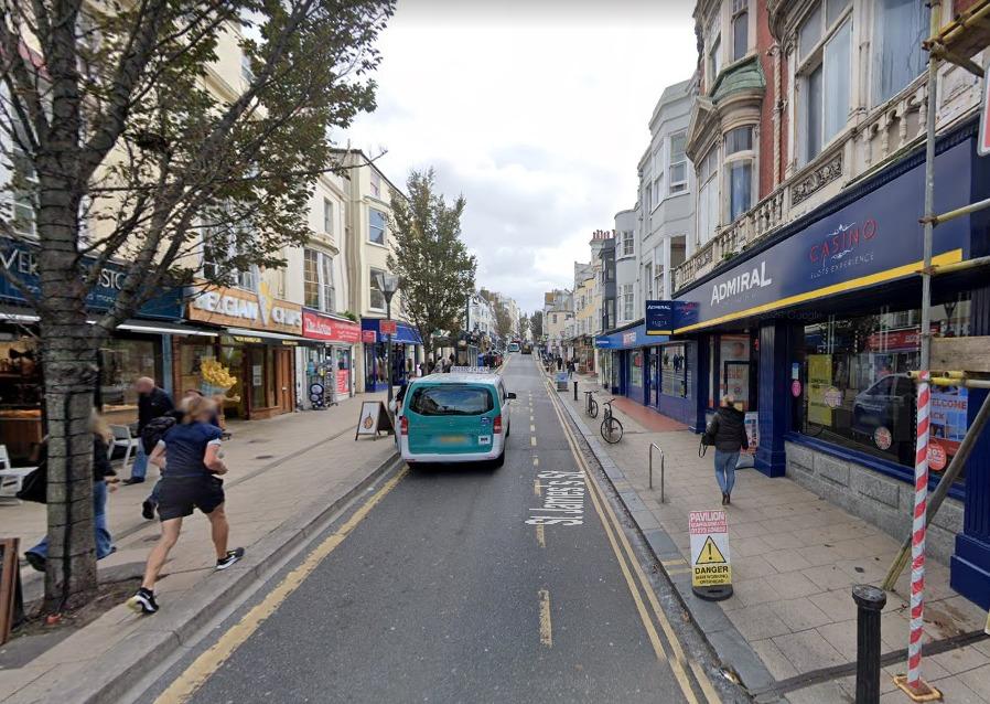 St Jamess Street