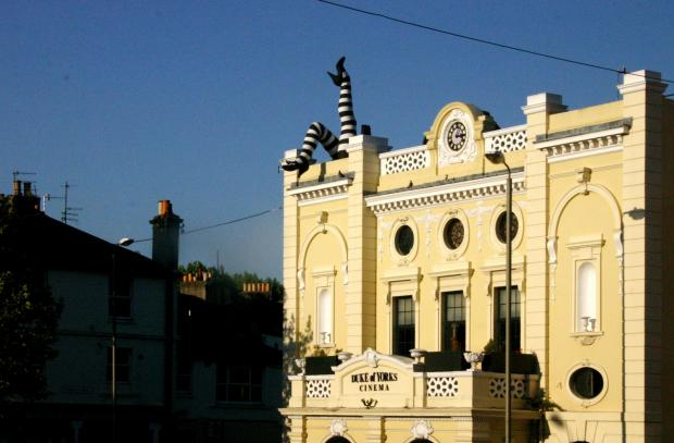 The Argus: Duke of York's Cinema is one of the oldest in the world, dating from 1910: credit - Dominic Alves