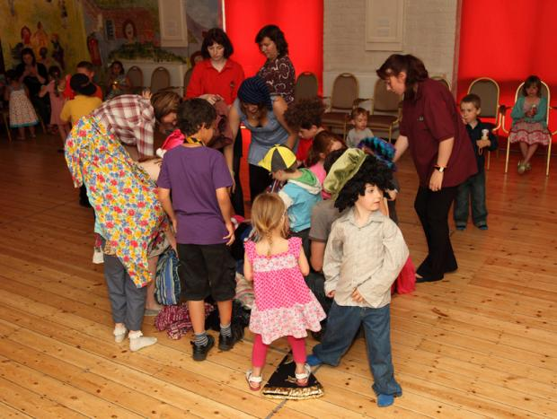 The Argus: Fun and Games at the Kids Disco