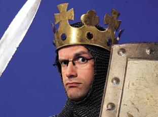 Marcus Brigstocke. Picture by Eric Richmond.
