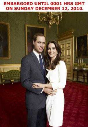 PARTY: Residents are planning street parties to mark the wedding of Prince William and Kate Middleton