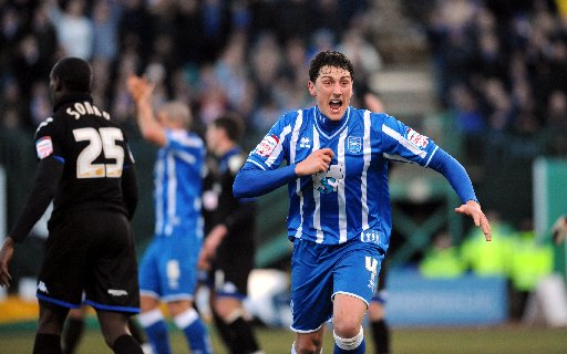 Tommy Elphick was glad to be back