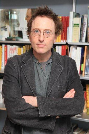 Jon Ronson: The Psychopath Test, Pavilion Theatre, Brighton, May 26