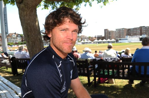 Lou Vincent is a past Sussex player