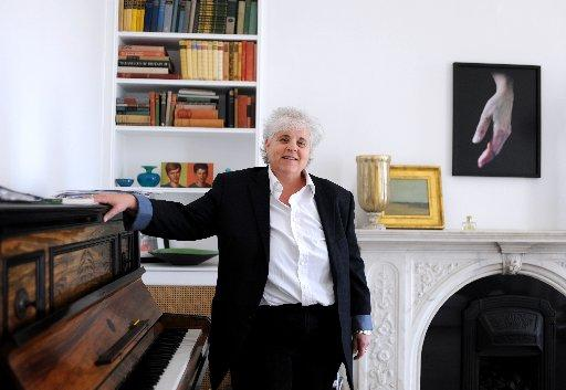 MJ Paranzino at her home on Hove seafront. Photo by Simon Dack.