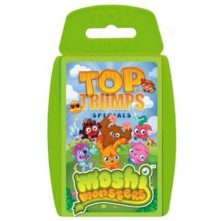 Moshi Monsters top trumps collector cards are banned from Heyworth Primary School