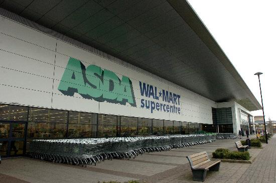 The Argus: The Asda Wal-mart at Swindon's Orbital retail park
