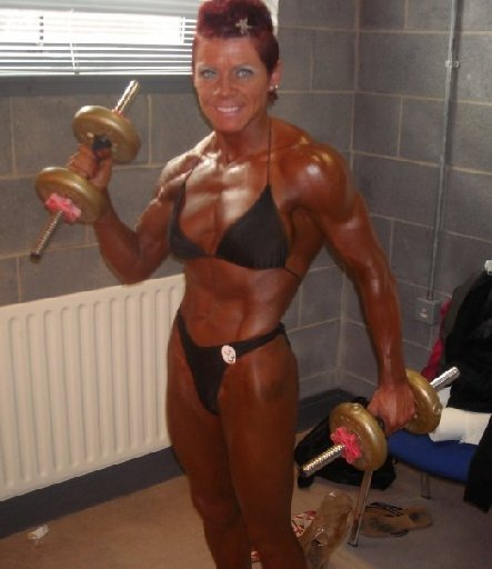 Strongest Woman In The World 2014 Eastbourne gran is strongest woman in the world