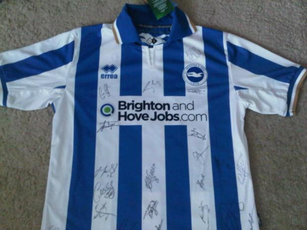 Brighton & Hove Albion : 2011 - JCL's and Pastry Smells.