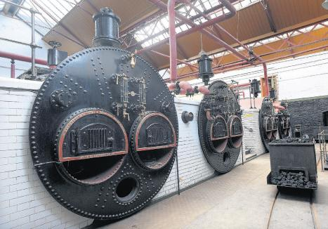 Part of the British Engineerium in Hove, could be knocked down if plans are approved by the council