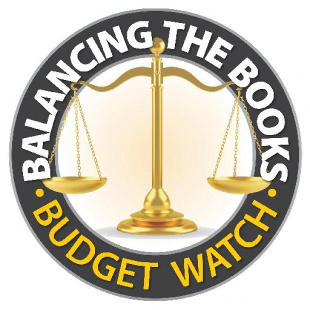 Balancing the Books – time to decide where cuts need to fall