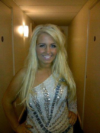 Brighton Womans Britney Makeover