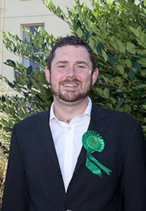 Brighton and Hove City Council's deputy leader Phelim MacCafferty