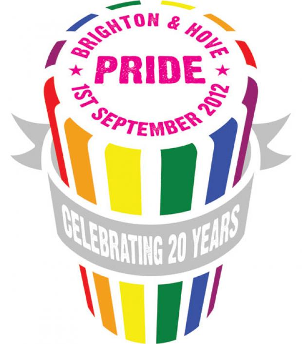 Brighton and Hove Pride 2012