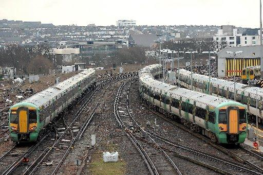 Person hit by train causes rail chaos