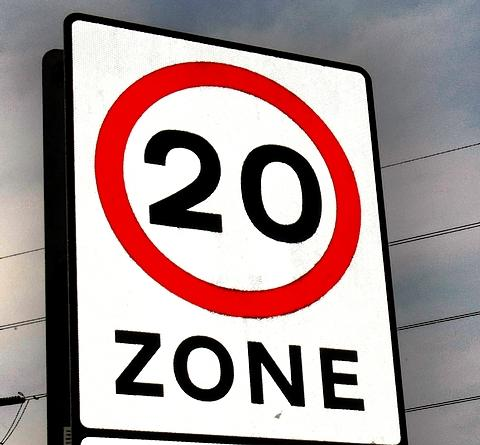 The Argus: City gets 20mph limit despite opposition from Brighton and Hove taxi drivers