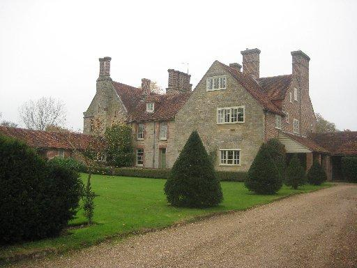The mansion at Great Wigsell