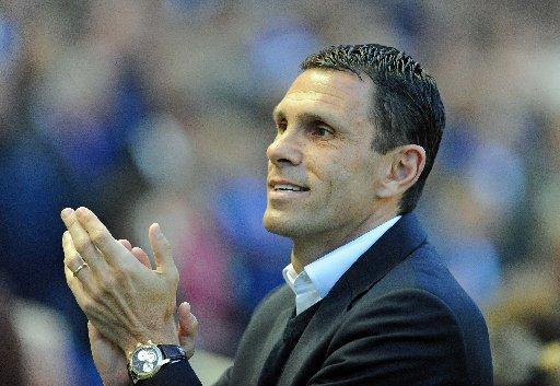 Watching games: Gus Poyet