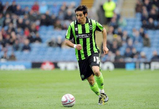 Albion have a good chance of keeping Vicente
