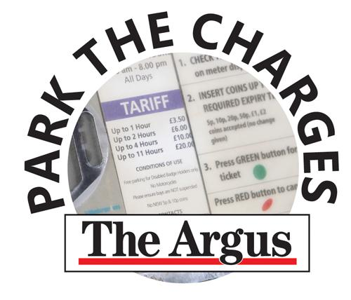 Join our Park the Charges campaign