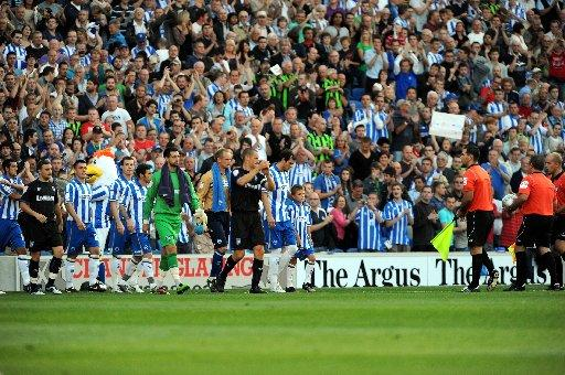 Albion's first game will be in the Carling Cup