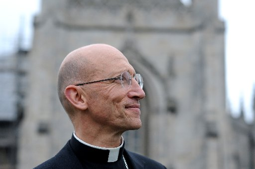 New Bishop of Chichester, Dr Martin Warner