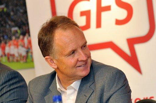Sean O'Driscoll is happy Crawley kick-off at home next season