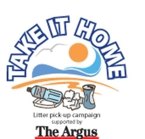 The Argus Take It Home campaign