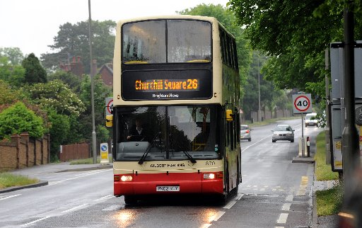 Parts of the 26 service are listed for cuts to bus services in Brighton and Hove