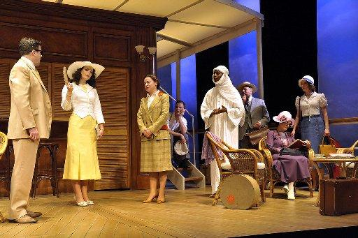Murder On The Nile, Theatre Royal Brighton