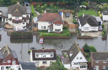 Images from the June floods of 2012
