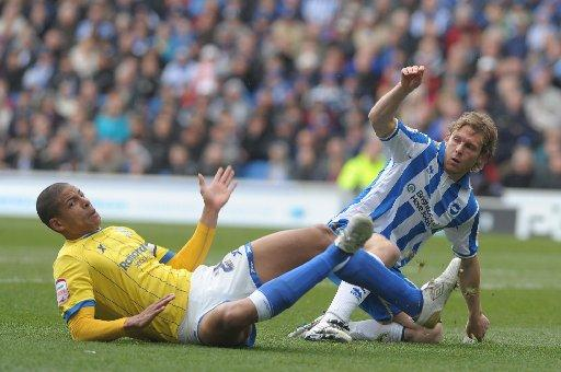 Craig Mackail-Smith endured a largely frustrating first season with Albion
