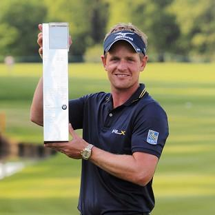 Top golfer Luke Donald has been made an MBE in the Queen's Birthday honours list