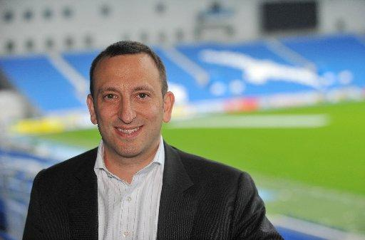 "Tony Bloom says Albion's budget will be ""extremely competitive"""