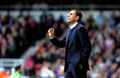Gus Poyet is looking for further progress next season