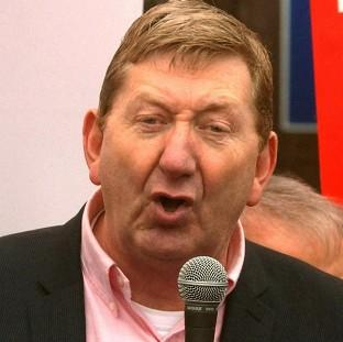 Len McCluskey has warned of more bus strikes unless they get a 'fair and sensible ' solution