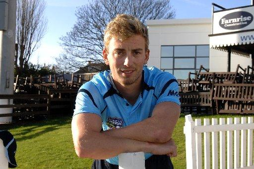 Will Beer helped Sussex to a tense victory