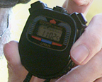 stopwatch featurette size
