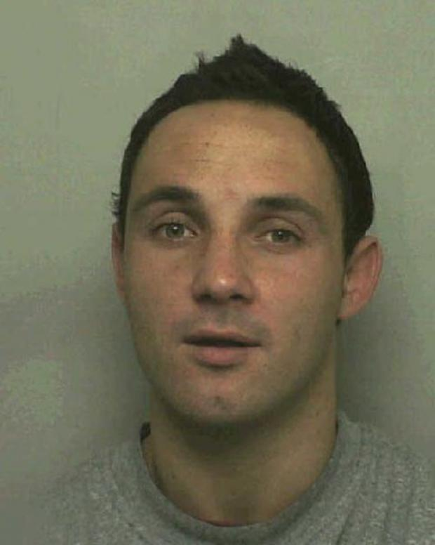 Convicted burglar Craig Hayler failed to return to prison