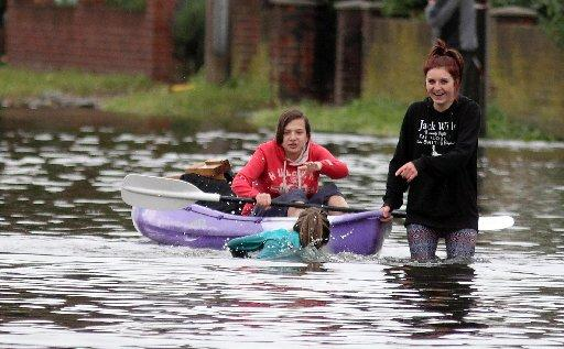 The Argus: Patcham residents being told to prepare for possible evacuation over flooding