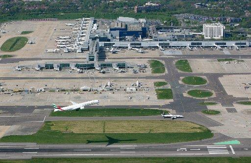 Thousands of jobs at Gatwick
