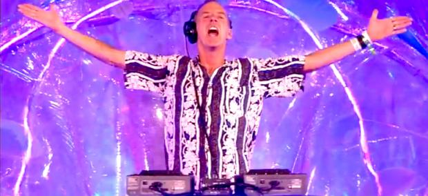 RIGHT HERE, RIGHT NOW: Fatboy Slim at the Olympics closing ceremony