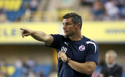 The Argus: Reds boss Richie Barker