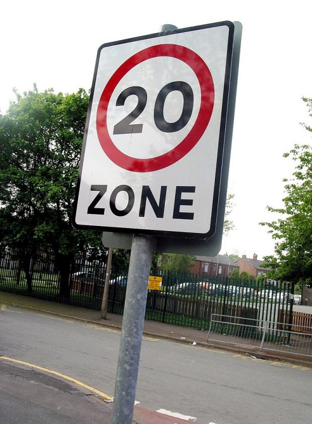 Lewes town centre to become a 20mph zone