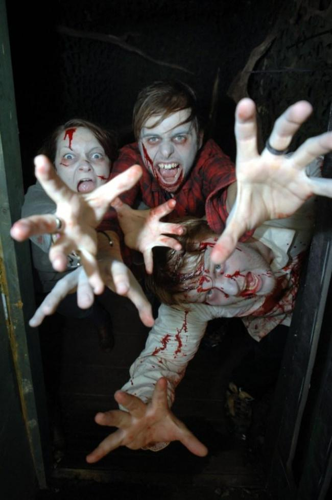 Crawley zombie world record attempt will be dead good