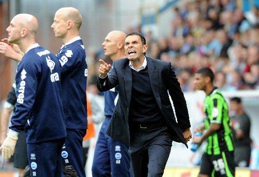 Gus Poyet's side could go top of the table tonight