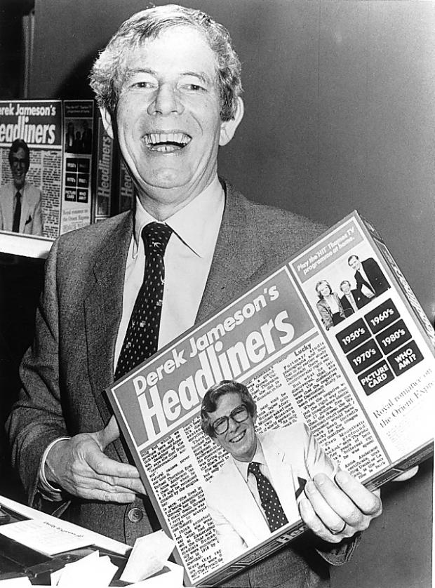 Tributes paid to former tabloid editor and Argus columnist Derek Jameson