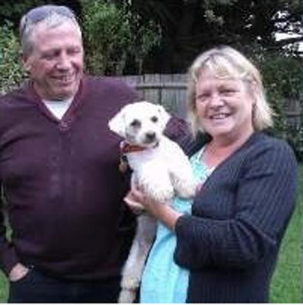 Lost dog reunited with owners after three years
